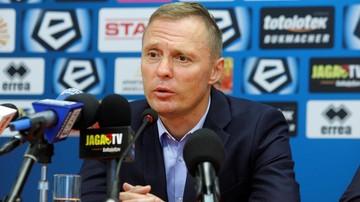 2017-06-19 Trener Jagiellonii Białystok: Dinamo Batumi to solidny przeciwnik