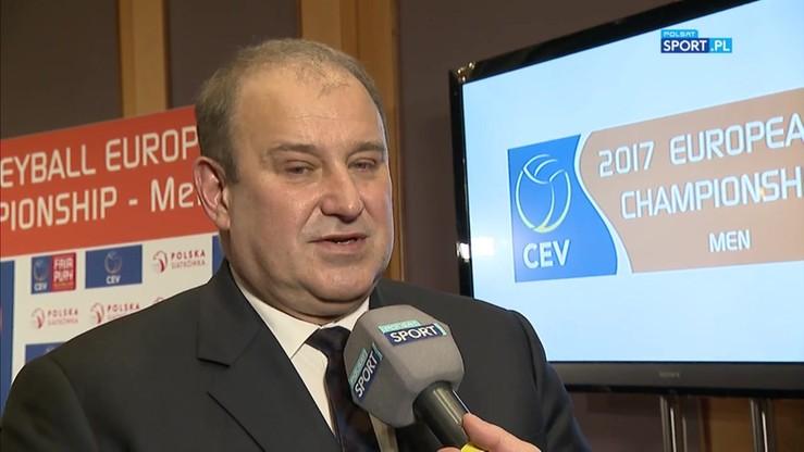 Prezes PZPS: Do końca listopada wybierzemy selekcjonera!