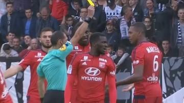 2017-10-02 Absurdalna czerwona kartka dla Marcelo! Poniżył sędziego? (WIDEO)
