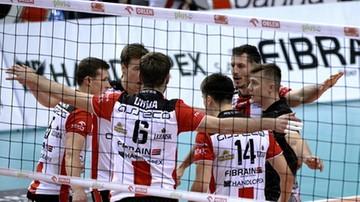 2015-11-29 Plusliga: Asseco Resovia - Cuprum Lubin. Transmisja w Polsacie Sport