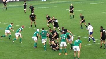 2016-11-05 Historyczne zwycięstwo rugbistów Irlandii nad Nową Zelandią
