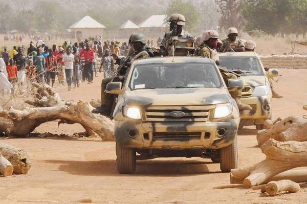Nigeria: Boko Haram znów porywa kobiety i dzieci - ponad 400
