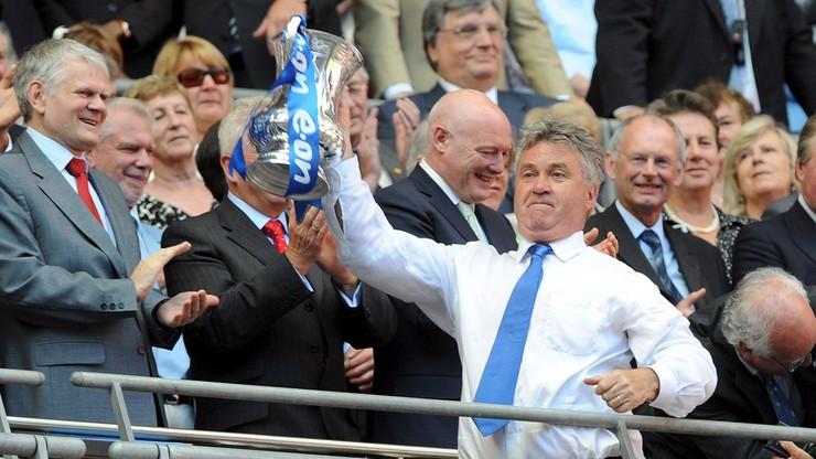 Hiddink tymczasowym trenerem Chelsea!