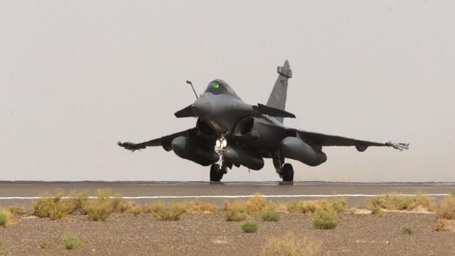 Francja dokonała drugiego nalotu na IS w Syrii