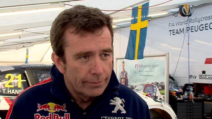 Dyrektor Peugeot Sport: Projekt elektrycznego rallycrossu jest ciekawy