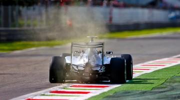 2015-09-04 Formuła 1: Mercedes najlepszy na treningach na Monzie
