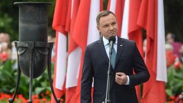 16-08-2016 21:40 Prezydent podpisał ustawę o gruntach warszawskich