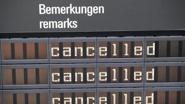 Trzeci dzień strajku pilotów Lufthansy, odwołano 830 lotów