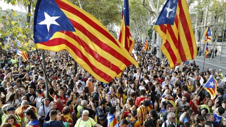 Władze Katalonii nie rezygnują z referendum w sprawie niepodległości
