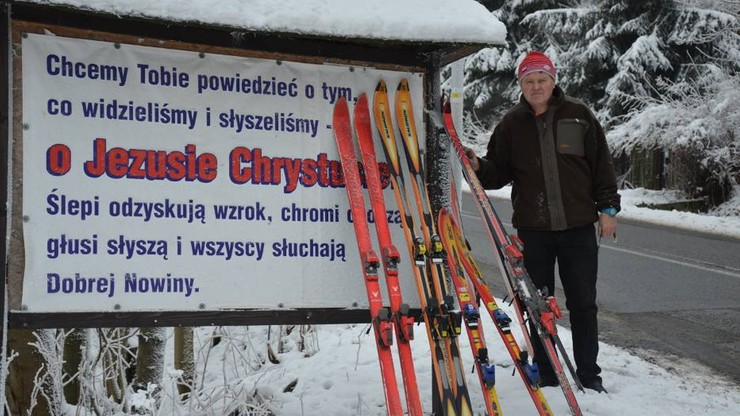 """Ekumenizm na stokach. Ruszyła akcja """"Podziel się nartami"""""""