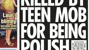 """31-08-2016 14:45 """"Był bardzo rodzinny"""". Brytyjskie media dotarły do bliskich Polaka zamordowanego w Harlow"""