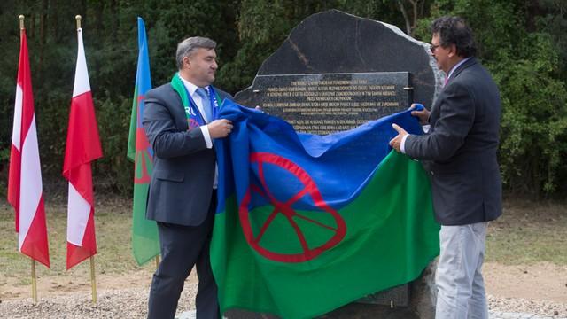 Wielkopolskie: Odsłonięto pomnik Romów i Sinti pomordowanych w obozie Kulmhof