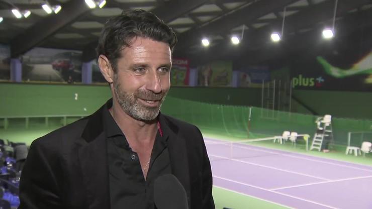 Trener Williams: Radwańska jest blisko wygrania w turnieju Wielkiego Szlema