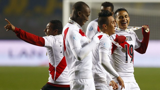 Copa America - trzecie miejsce dla Peru