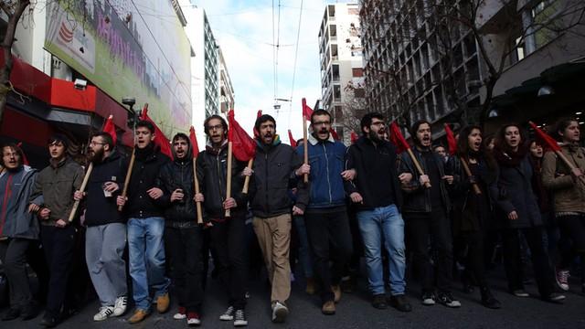 Grecja: Strajk powszechny i demonstracje przeciwko cięciom budżetowym