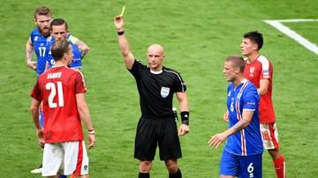 Euro 2016: Aż 126 żółtych kartek po fazie grupowej