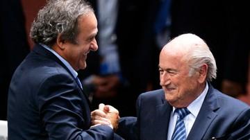 2015-11-18 Blatter i Platini nadal zawieszeni