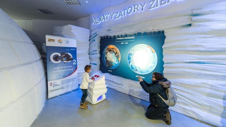 Pawilon multimedialny we wrocławskim zoo
