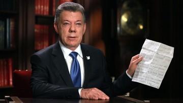 11-10-2016 11:21 Kolumbia: będą rozmowy pokojowe rządu z drugą partyzantką w kraju