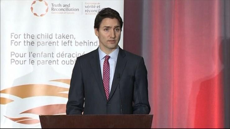 Kanada przeprasza rdzenne ludy za przymusową asymilację