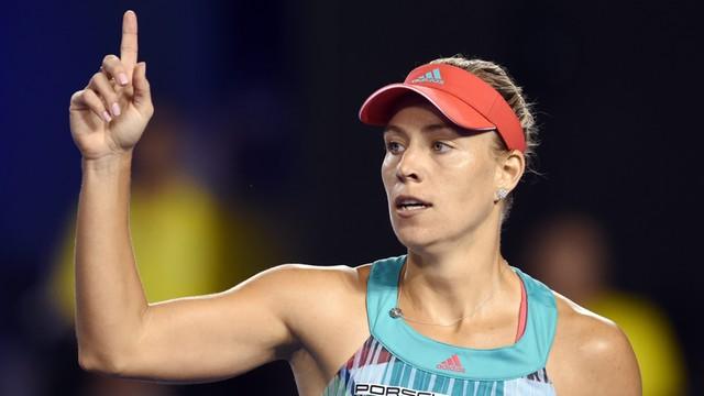 Australian Open: pierwszy wielkoszlemowy tytuł Kerber