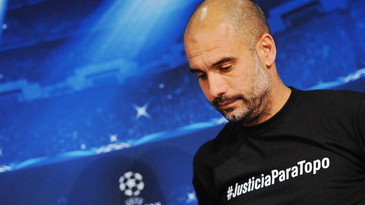 Guardiola zostanie ukarany?