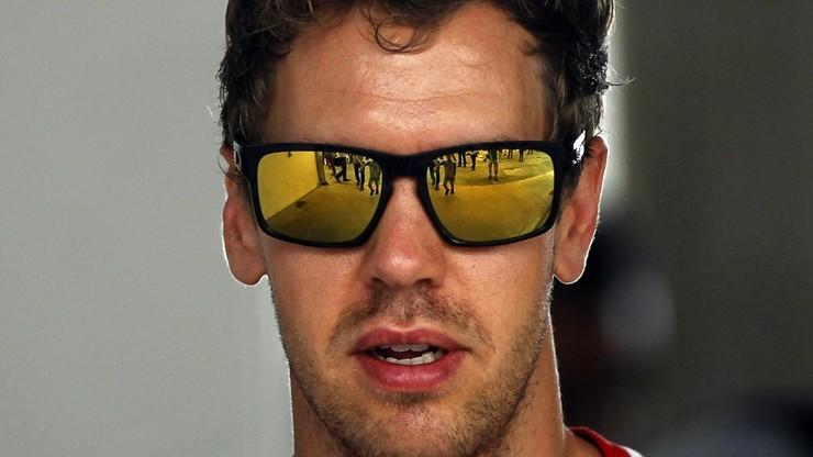 Vettel stawia bardziej na człowieka niż technologię