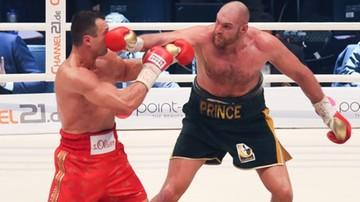 2015-11-29 Kliczko - Fury. Skrót walki