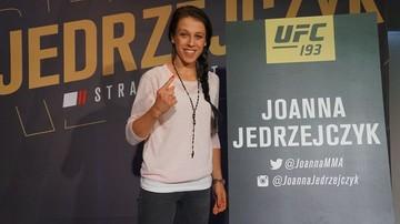 2015-11-13 UFC 193: Jędrzejczyk i Letourneau spojrzały sobie w oczy!