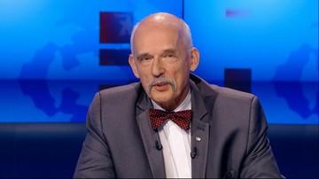 Janusz Korwin-Mikke: wybory to jest taka komedia