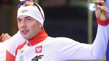 2015-12-06 PŚ w łyżwiarstwie szybkim: Zbigniew Bródka czwarty w grupie B