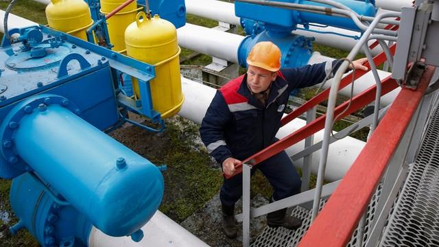 Rosja przerwała dostawy gazu na Ukrainę