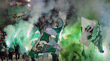 2015-11-21 Zamieszki w Atenach! Mecz Panathinaikos - Olympiakos odwołany (WIDEO)