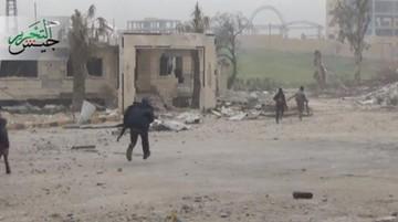 11-04-2016 11:05 Państwo Islamskie odbiło strategiczną miejscowość na północy Syrii