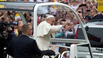 28-07-2016 10:40 Na Jasnej Górze msza z udziałem papieża Franciszka
