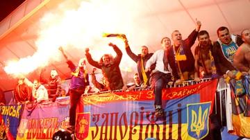 2015-11-27 El. MŚ 2018: Ukraina rozegra pierwszy mecz bez kibiców