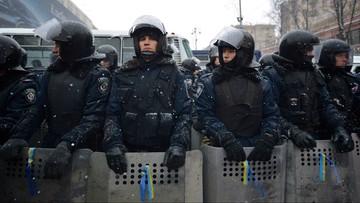 14-11-2016 18:36 Szefowa ukraińskiej policji podała się do dymisji