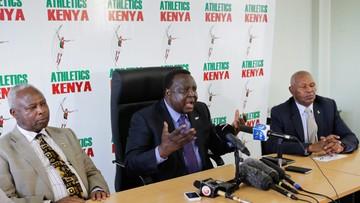 23-02-2016 12:35 Ultimatum dla Kenii: albo prawdziwa walka z dopingiem, albo  zabraknie sportowców tego kraju w Rio