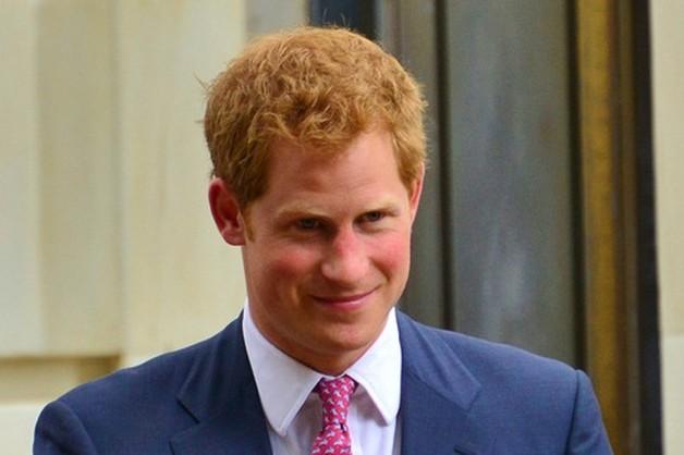 Książę Harry z nieprawego łoża?
