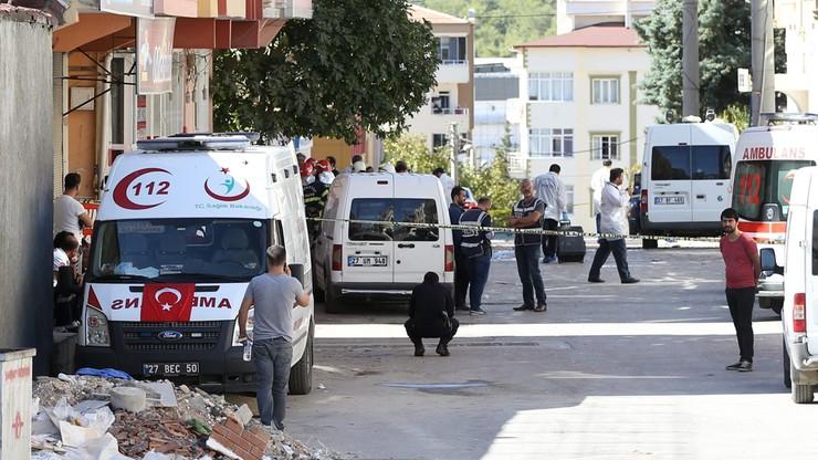 Trzej tureccy policjanci zginęli w zamachu w Gaziantep