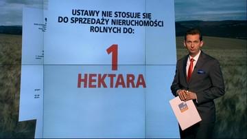 Michał Stela o zapisach projektu ustawy o obrocie ziemą rolną