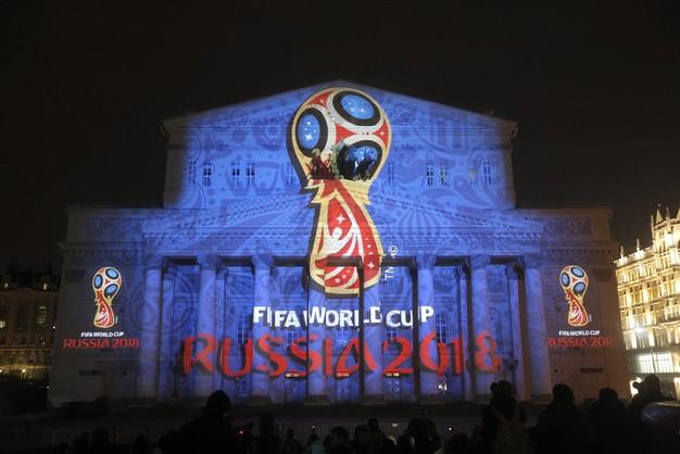 FIFA przeprasza Ukrainę za błąd podczas prezentacji logo