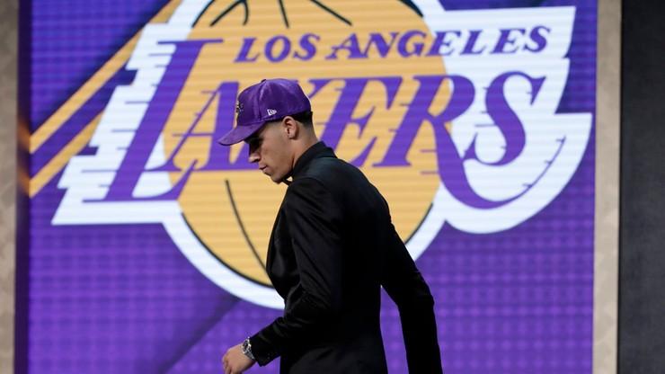 Polak sponsorem Los Angeles Lakers!