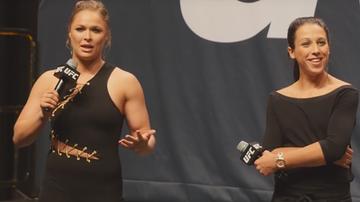 2016-11-16 UFC: Jędrzejczyk pobiła rekord Rousey