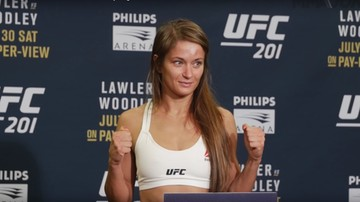 2016-07-29 UFC 201: Kowalkiewicz w limicie, Grabowski cięższy o ponad 10 kilogramów! (WIDEO)