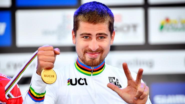 Sagan po raz trzeci najlepszym sportowcem Słowacji
