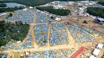 250 tys. uczestników, 153 przestępstwa, 118 zatrzymanych. Policja o Przystanku Woodstock