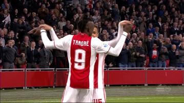 2017-04-05 Przewrotka, asysta bramkarza, osiem goli Feyenoordu... Działo się w Eredivisie!