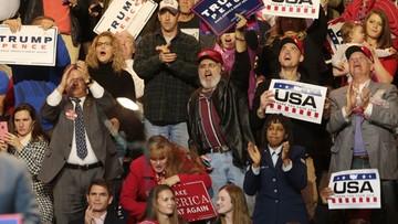 Zwolennicy Trumpa próbują blokować ponowne przeliczanie głosów