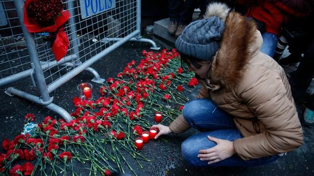Turcja: 25 spośród 39 ofiar zamachu na klub Reina to cudzoziemcy
